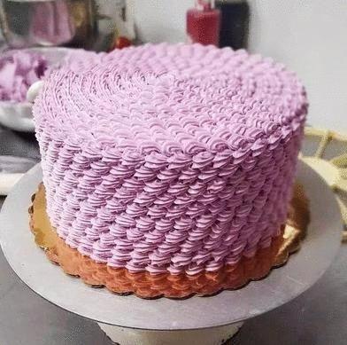 """5种""""强迫症""""表示很满意的食物,镜面蛋糕太梦幻,网友:爱哟喂好大胆!"""