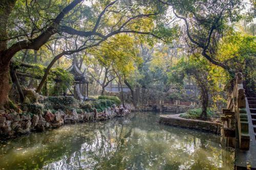 中国十大园林之一,比苏州园林更美,却异常低调