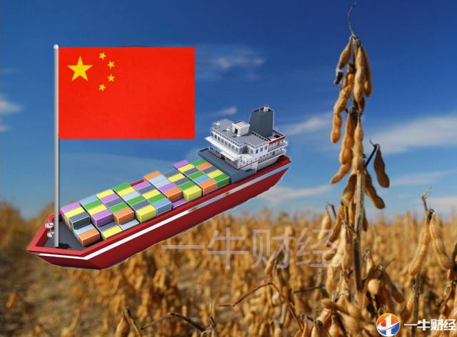 【财经】8个月,中国进口大豆5631.5万吨!美豆呢?国