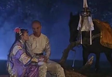 「出征」孝庄秘史:多尔衮出征,两人密林幽会,竟成了一辈子回不去的