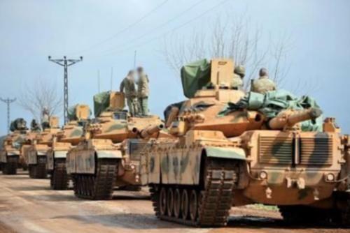 #齐发#土耳其大打出手,伊方指挥官被炸死,德黑兰万炮齐发