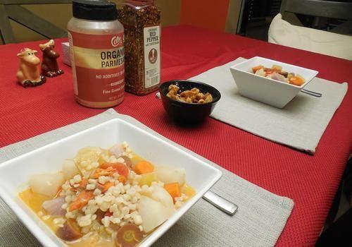 萝卜■不管炖什么汤,都别直接加水炖,记得多加这一步,汤又香又美味