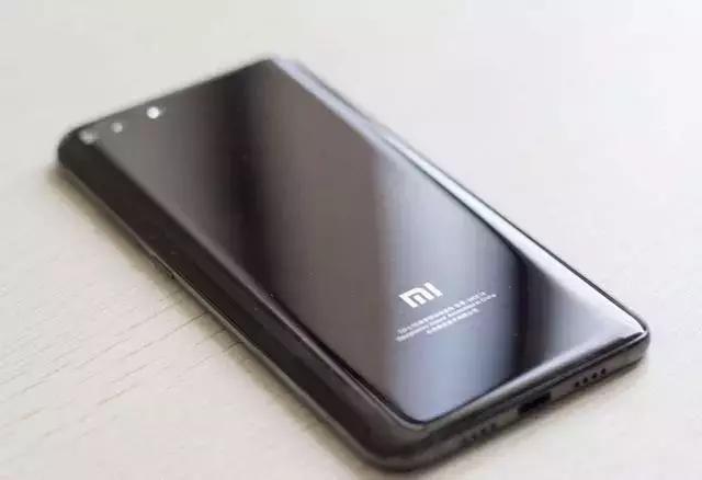 小米7真机照曝光,没有下巴,颜值完全秒杀iPhone X没话说