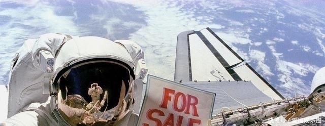 『航天飞机』8张老照片,很多人认为是PS的,但它们都是真实存在的