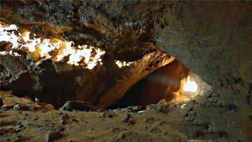 奇!云阳农坝发现一个大型神秘溶洞!