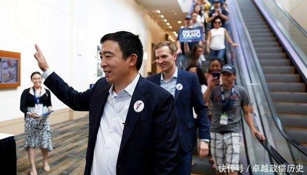 【企业家】华裔企业家有望成美国民主党首场辩论黑马