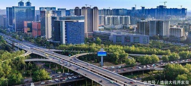 """中国最有实力的三座省会城市, , 未来有望赶超""""北上广"""""""