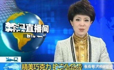 央视主持人李梓萌竟戴假发工作13年,摘下假发后网友都惊呆了