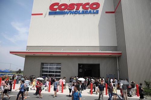 【记者】记者亲历Costco中国大陆首店开业,已卖出16
