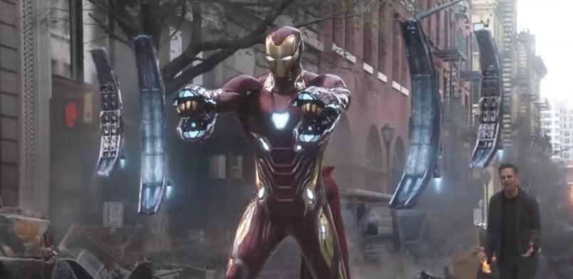 升级:《复联4》钢铁侠将再次对抗灭霸,托尼会如何升级改进自己的战甲