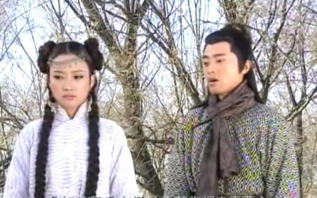<b>14年前这部剧,护卫暗恋公主十几年,为保护公主的儿子成公公</b>