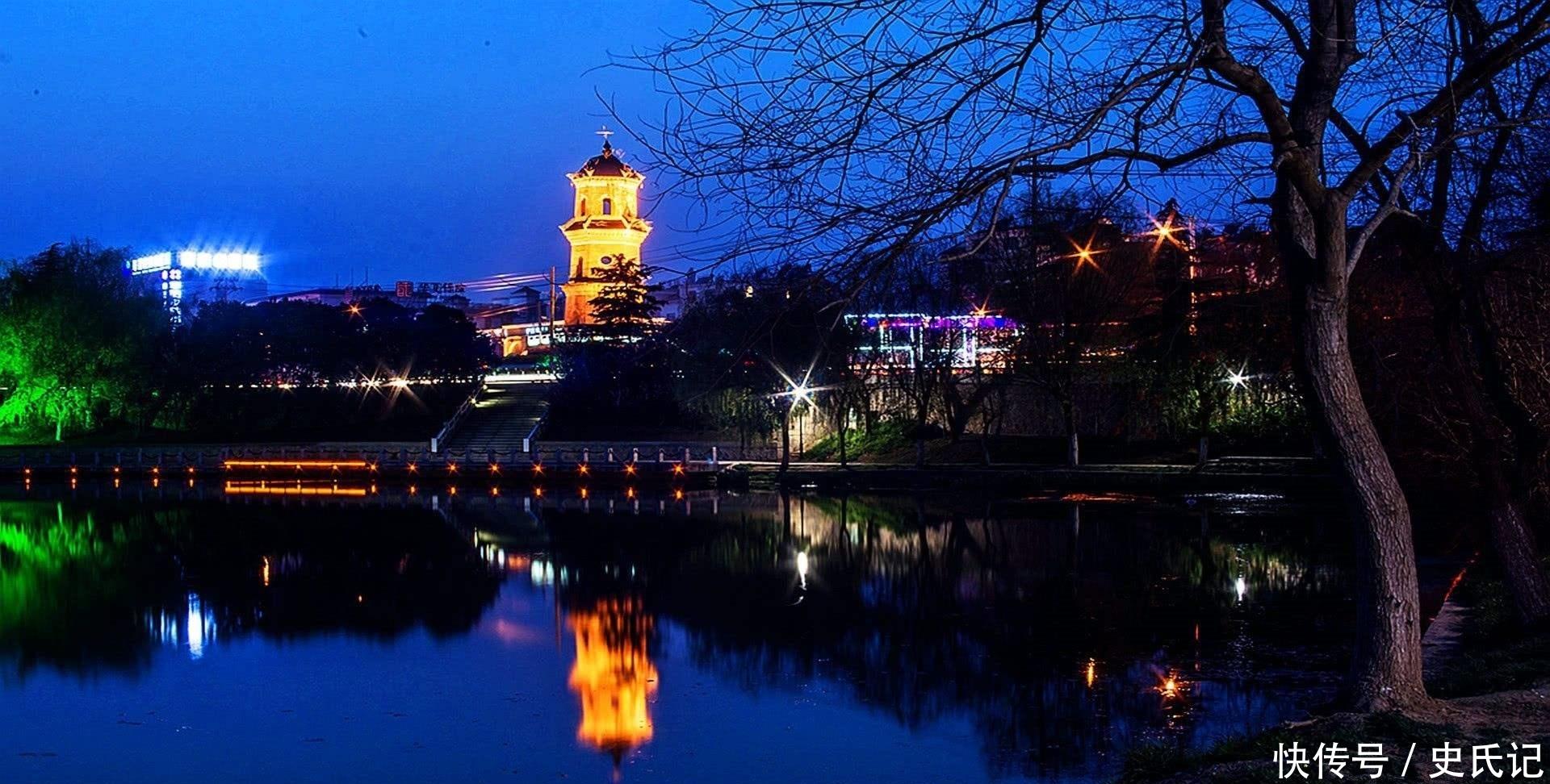 """安徽最""""委屈""""城市:省內第一個設地級,今被省會拉開6000億"""
