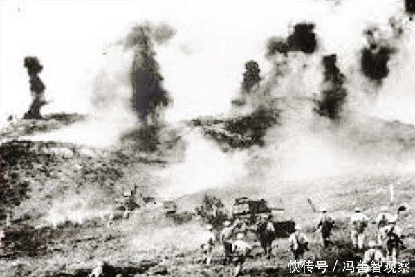 『阵地上』敌人一天发射炮弹30余万发!43天腥风血雨后,败在了志愿军手中