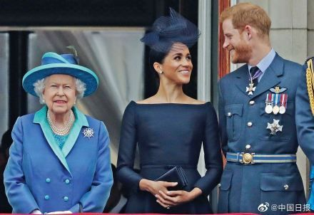 哈里和梅根不再继续保留皇家头衔