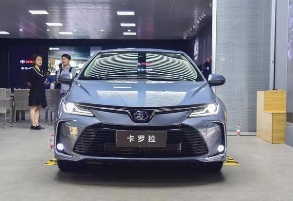 丰田卡罗拉价格 全国最低报价