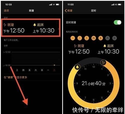 [天气预报]好消息:苹果手机终于能在屏幕上显示天气预报,快让周围朋友知道