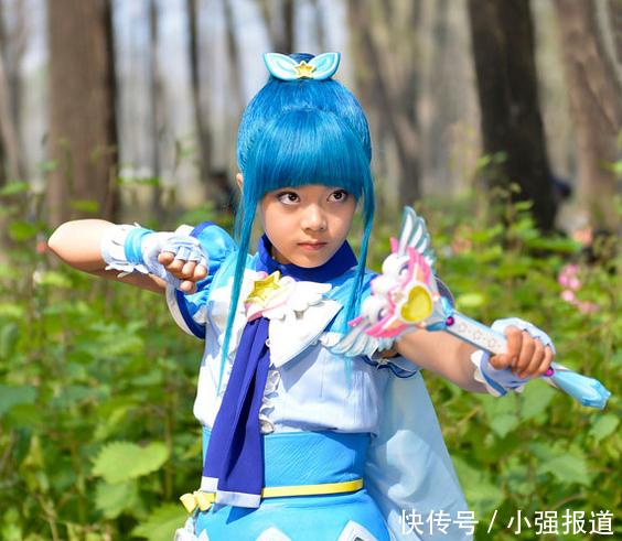 最火的小魔仙!8岁出道,14岁演吴京女儿,如今成国民闺女