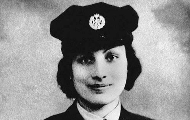 『阿纳亚特』她是印度末代公主,二战中的貌美间谍,集中营墙上遗言让人动容