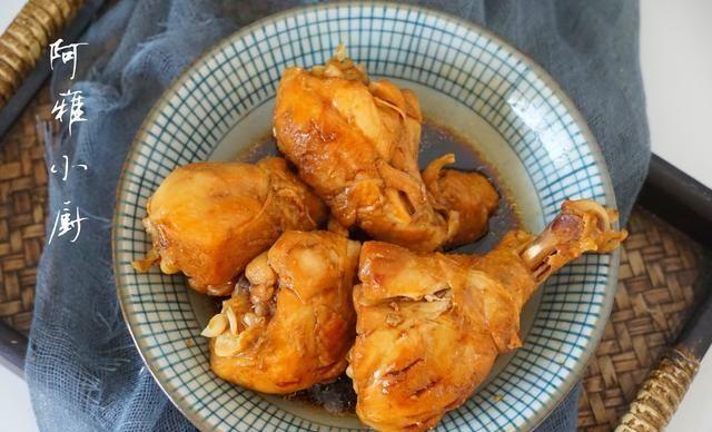 扫光:我家鸡腿从不红烧,不加一滴水和油,锅里一扔,上桌瞬间被扫光