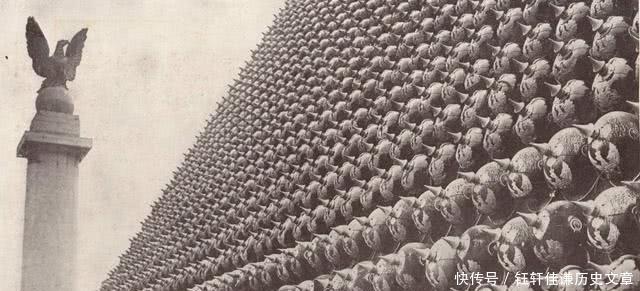「头疼」德军战败, 盟军处理缴获的武器头疼