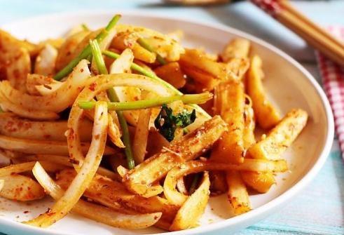 「香菜」这几道菜,这样做特别不错,你试试吧