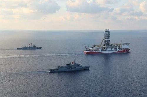 土耳其-利比亚的海上《新约》持续引发争议:希腊、埃及和希族塞人都有意见