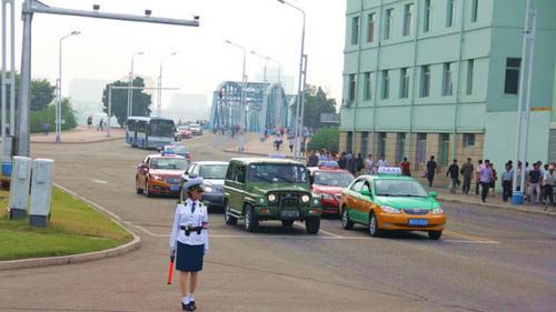 走进朝鲜:在朝鲜都能见到哪些汽车?