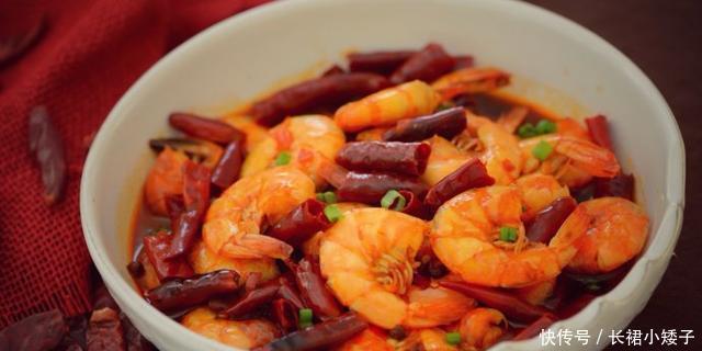 #食物#重口味美食糊辣大虾的家常做法!就是这么简单!