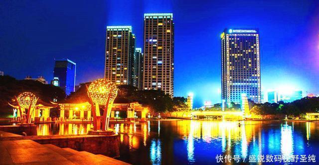 中国最强的4个二线城市,昆明第1,厦门第3,佛山 济南未上榜