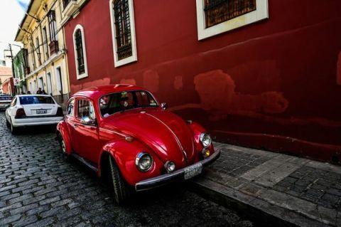 「当地」世界著名的红城吸引无数游客!为什么当地居民套路深?