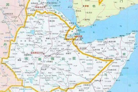 埃塞俄比亚是东非最强国,距红海数十公里,为何没有一寸海岸线?