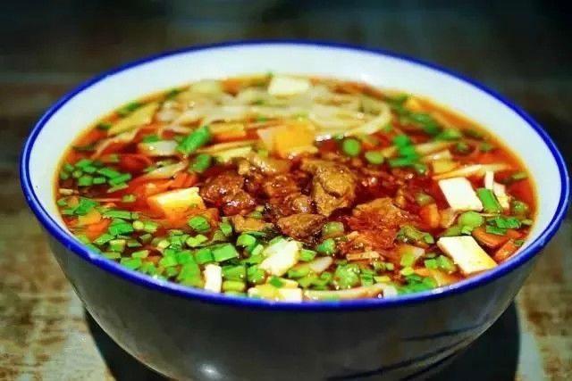「臊子」来一碗岐山臊子面, 将文化吃到肚子里