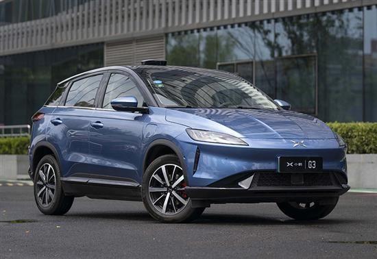 『车型』续航里程有提升 小鹏G3新增车型配置曝光