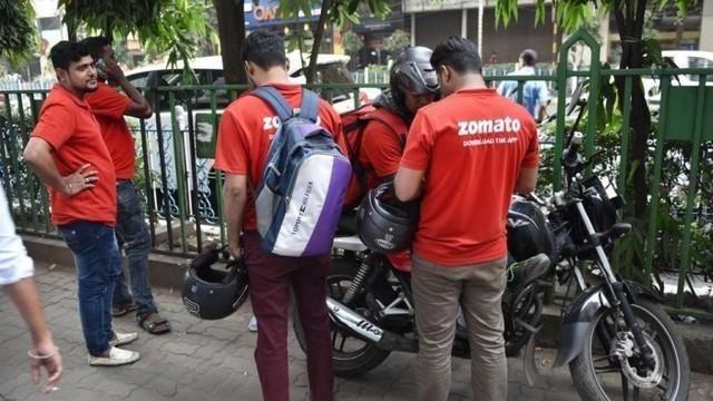 『蚂蚁』印度外卖Zomato获蚂蚁金服1.5亿美元投资
