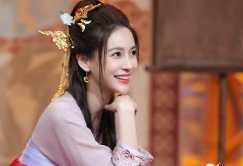 「杨颖」女明星汉服谁更美?杨颖大眼睛引人注目只排第五,第一是谁?