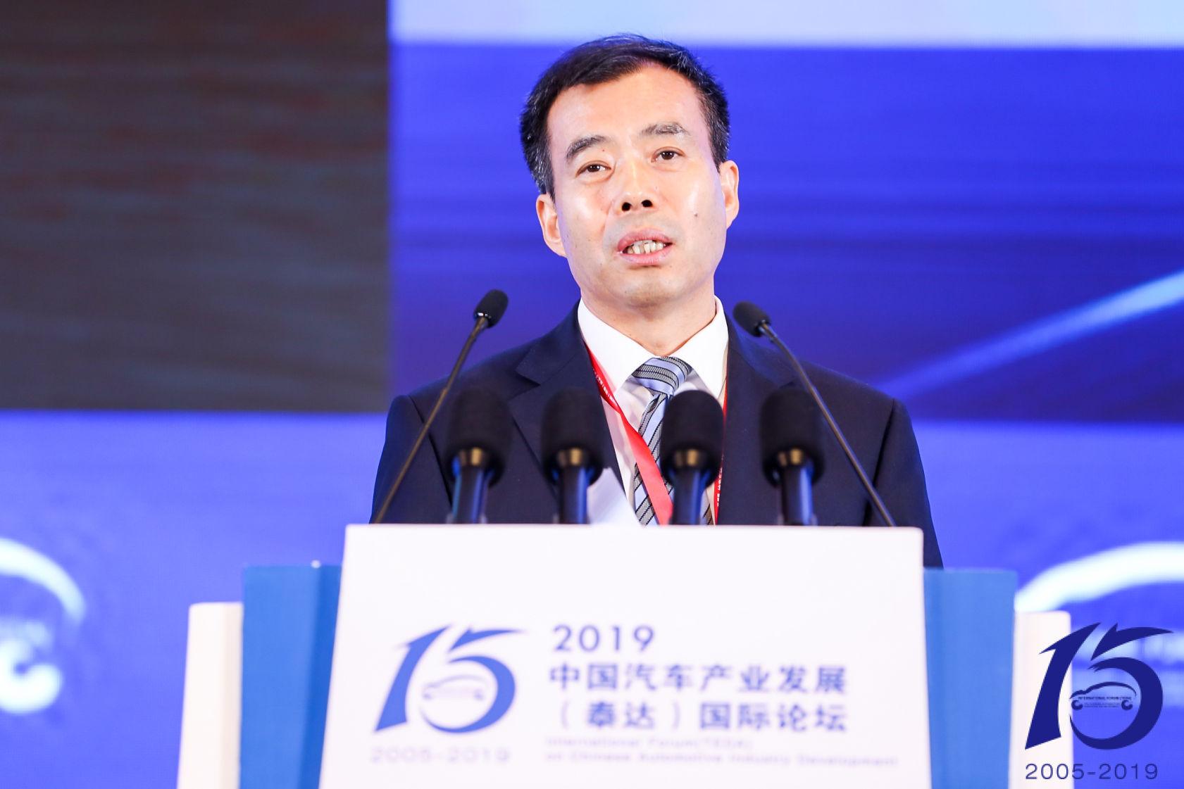 【张夕勇】北汽集团张夕勇:预测今年汽车行业或负增