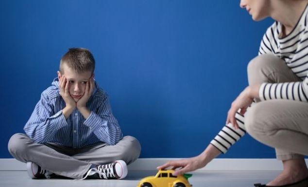 自闭症儿童不愿意主动大