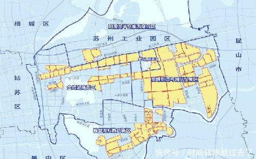 【国务院】国务院批复6大省区自贸区,19个片区中苏州