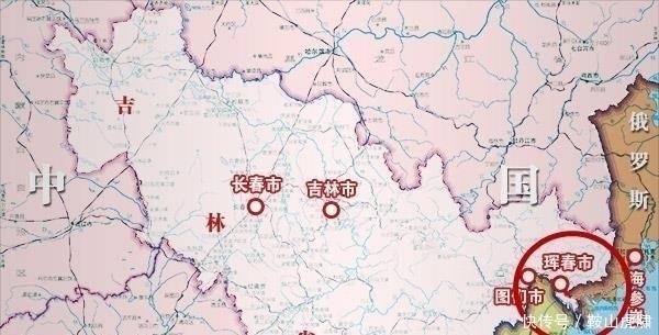 『女真人』这个省曾经坐拥中国最长的海岸线,但如今却是望洋兴叹!
