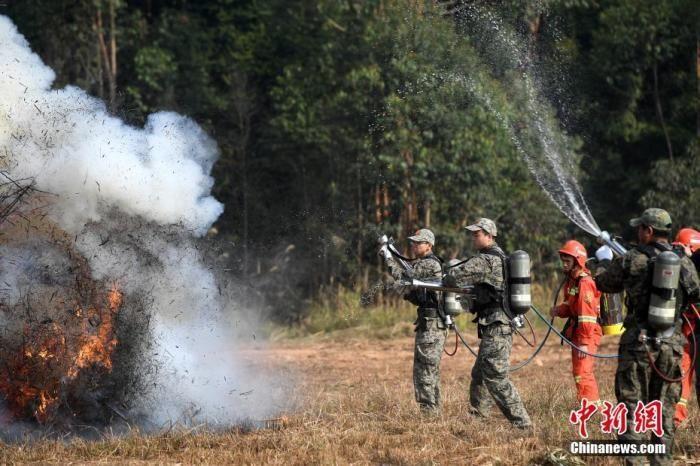 大安全风险:应急管理部:加大清明节重点时段防火宣传和督导力度
