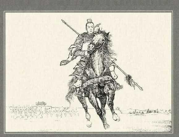 『关羽』三国中,前期武功最厉害的五名猛将是谁?