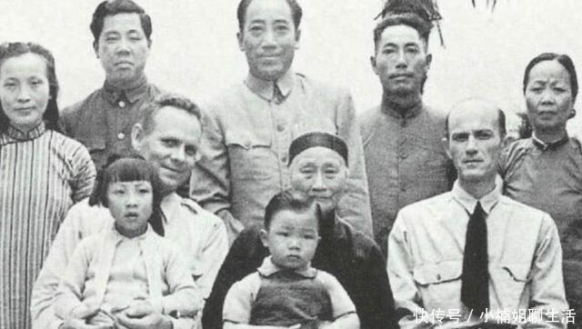 【后代】毛人凤后代今何在?三个儿子各个优秀,一人是全球通讯的领军人物