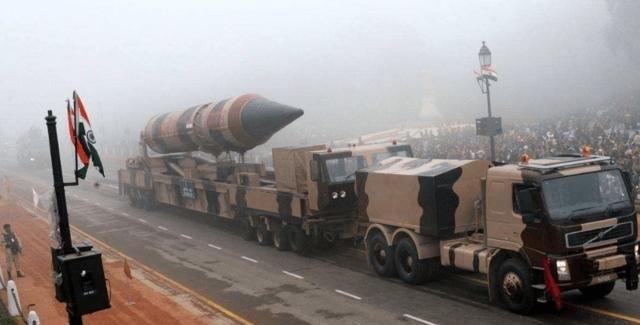 『专家』美国专家称,南亚两个邻国之间有限的核战争,将破坏全球粮食供应