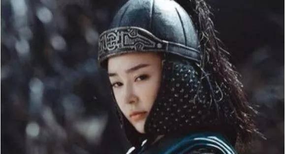 历史上最为出色的五大女将,第三位女扮男装,第一位堪比赵云!