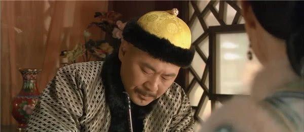 甄嬛传:皇上大雪天去看望果郡王时,为何要把胧月公主带在身边?