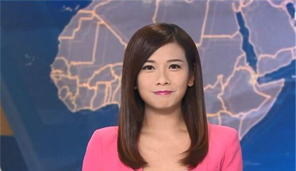 TVB新闻主播梁凯宁辞职,节目中向观众道别:各位再见