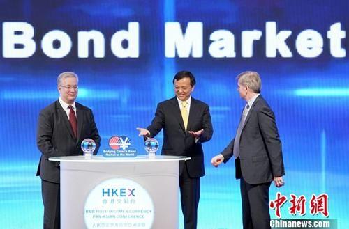 【中国】中国债券市场开放不断提速 成为全球投资者重