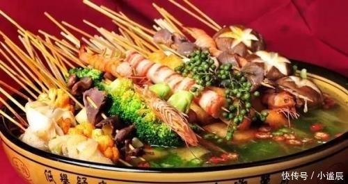 """食材:吃麻辣烫时,这3种食材""""最不压秤"""",老板看到:这是高手!"""