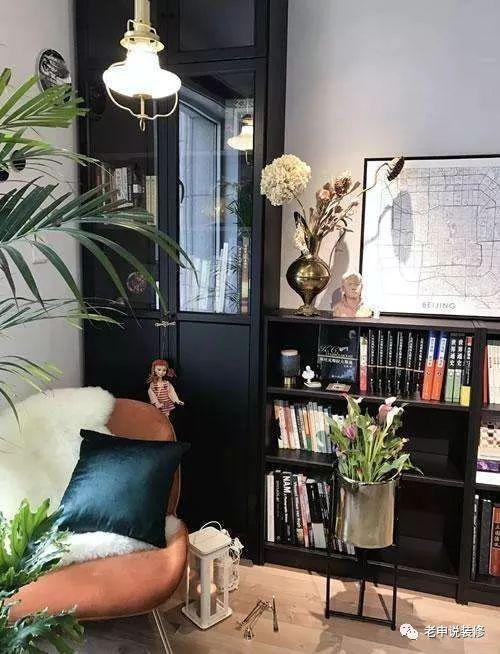 小户型书房如何设计,这15个装修案例值得你参考,简单还有格调