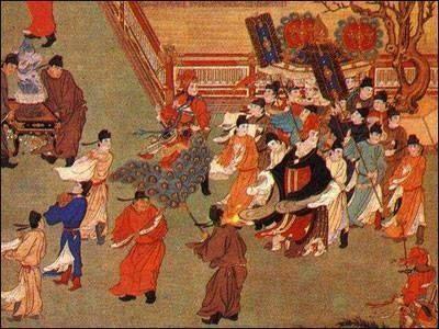 「过程当中」唐朝与渤海国的关系为何一直非常亲密?
